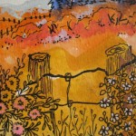 2.4 Juin fleuri (detail) - vendu